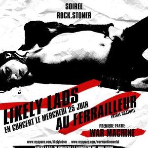 Image for 'Live At Ferrailleur'