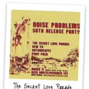 Image for 'The Secret Love Parade live'