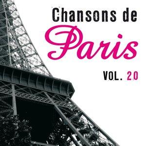Image for 'Chansons de Paris, vol.20'