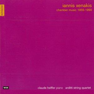 Immagine per 'Chamber Music 1955-1990'