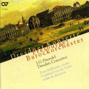 Image for 'Pisendel, J.G.: Orchestral Music (Dresden Concertos)'