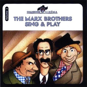 Image for 'The Marx Brothers Sing & Play'