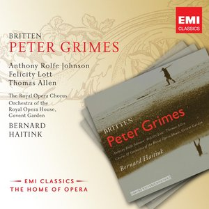 Image for 'Britten: Peter Grimes'