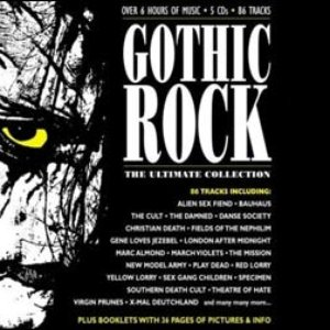 Immagine per 'Gothic Rock: The Ultimate Collection'