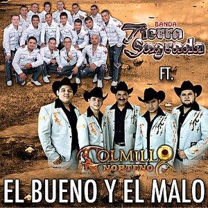 Image pour 'El Bueno y El Malo (feat. Banda Tierra Sagrada)'