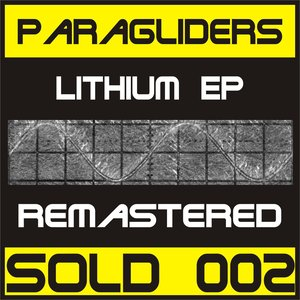 Image for 'Paragliders - Lithium EP'