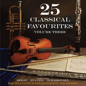Image for '25 Classical Favourites, Vol 3'