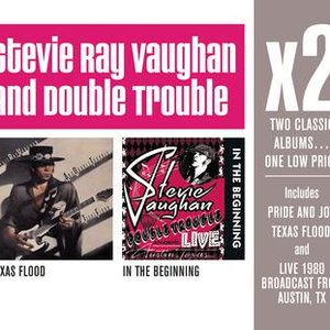 Image pour 'X2 (Texas Flood/In The Beginning)'