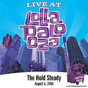 Image for 'Live at Lollapalooza 2006: The Hold Steady'