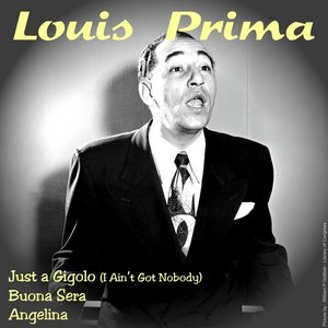 Image for 'Louis Prima'