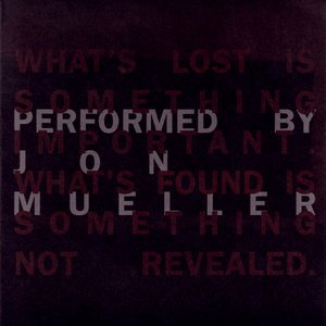 Imagem de 'What's Lost Is Something Important. What's Found Is Something Not Revealed.'