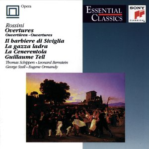 Image for 'Rossini: Overtures'