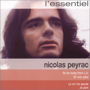 Nicolas Peyrac - Je Pars (Le Vol De Nuit S'en Va)
