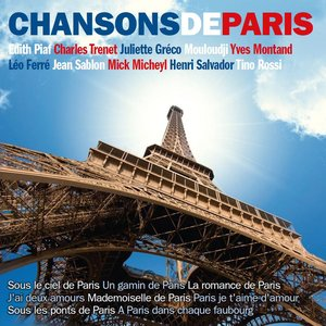 Image for 'Chansons de Paris'