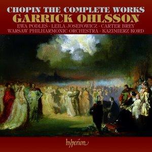 Image for 'The Complete Works (Garrick Ohlsson)'