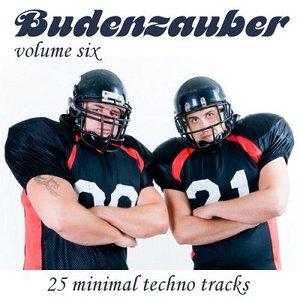 Image for 'Budenzauber Vol. 6 - 25 Minimal Techno Tracks'