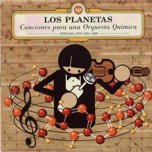 Image for 'Canciones Para Una Orquesta Quimica'