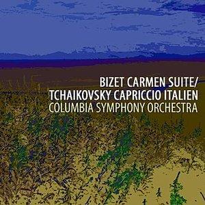 Image for 'Bizet Carmen Suite/ Tchaikovsky Capriccio Italien'