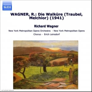 Image for 'WAGNER, R.: Die Walküre (Traubel, Melchior) (1941)'