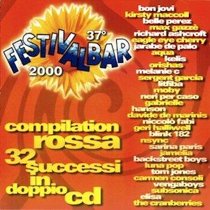 Bild för 'Festivalbar 2000 Compilation rossa'