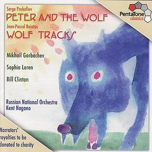 Image for 'PROKOFIEV: Peter and the Wolf, Op. 67 / BEINTUS: Wolf Tracks'