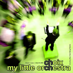 Image for 'My Little Orchestra'