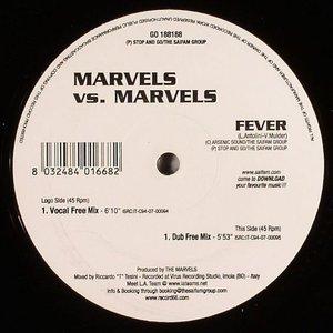 Image for 'MARVELS vs MARVELS'