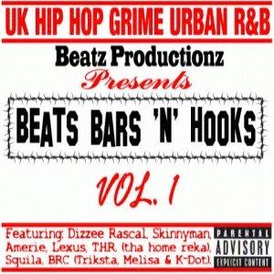 Imagem de 'Beats Bars 'N' Hooks'