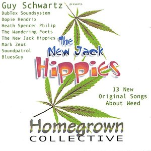 Image pour 'The New Jack Hippies Homegrown Collective'