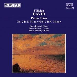 Image for 'DAVID: Piano Trios Nos. 2 and 3'