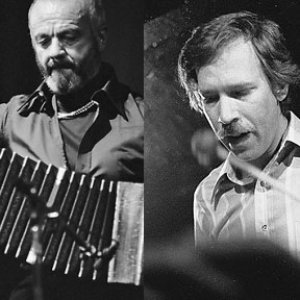 Image for 'Astor Piazzolla & Gary Burton'