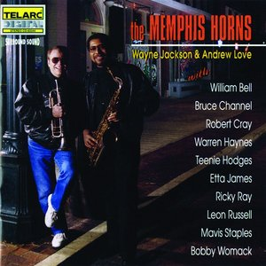 Image for 'The Memphis Horns'