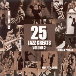 Image for '25 Jazz Greats, Volume 2'