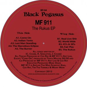 Image for 'The Rukus EP'