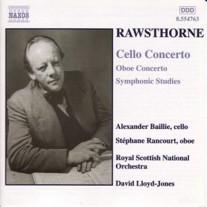 Image for 'RAWSTHORNE: Cello Concerto / Oboe Concerto / Symphonic Studies'