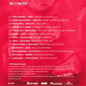 Image for 'RE(D)MIXES'