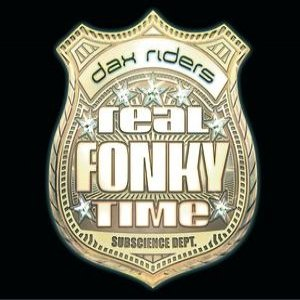 Image for 'Real Fonky Time'