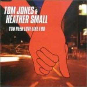 Image for 'Tom Jones & Heather Small'