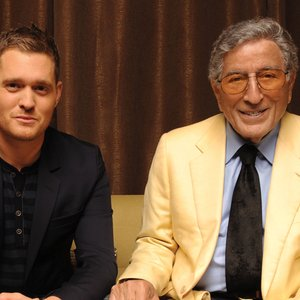 Image for 'Tony Bennett & Michael Bublé'