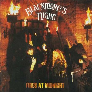 """Fires at Midnight""的封面"