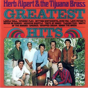Image for 'Herb Alpert & The Tijuana Brass - Greatest Hits'