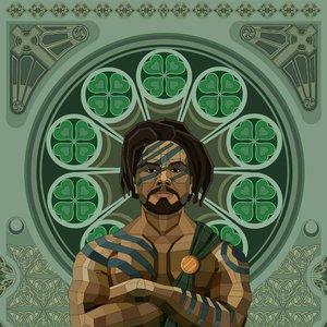 Bild för 'Ирландец'