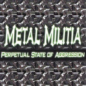 Image for 'Perpetual State of Aggression'