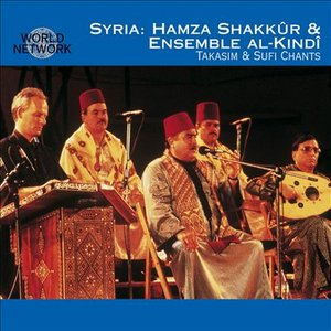 Bild för 'Takasim & Sufi Chants From Damaskus'