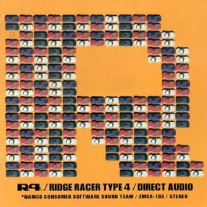 Bild för 'RIDGE RACER TYPE 4 - DIRECT AUDIO'