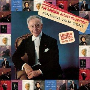 Imagem de 'The Original Jacket Collection - Rubinstein Plays Chopin'