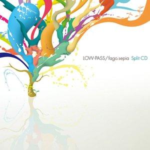 Imagem de 'LOW-PASS/Fago.sepia splitCD'