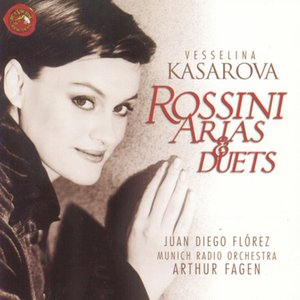Image for 'Rossini: Arias and Duets'