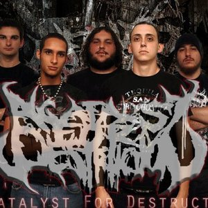 Image for 'A Catalyst for Destruction'