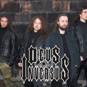 Image for 'Deus Inversus'